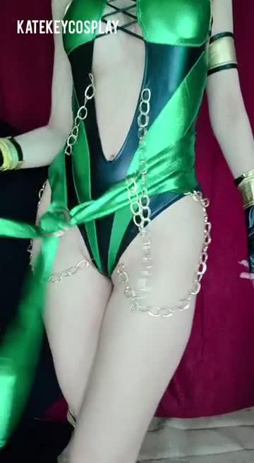 cosplay gamer girl anime hot video