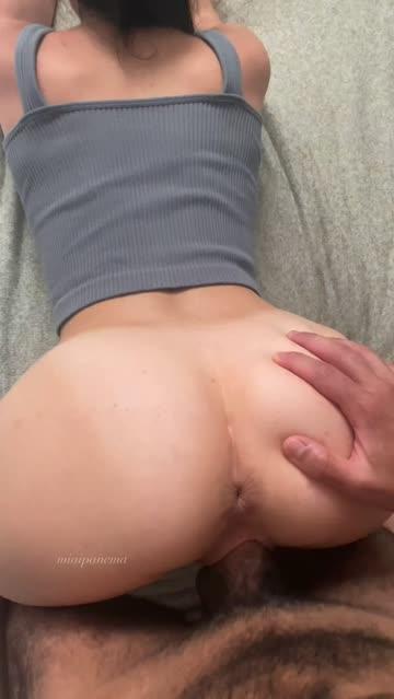 bed sex petite big ass