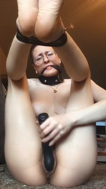 short hair vibrator bondage ftm