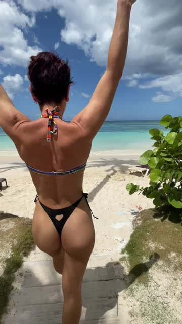 onlyfans beach booty free porn video