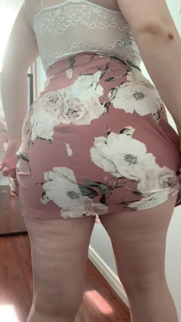 thong upskirt skirt big ass blonde xxx video
