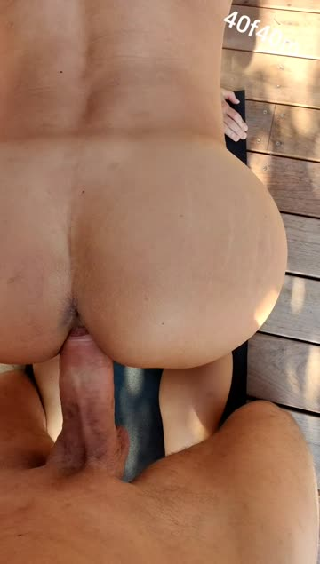 real couple outdoor amateur nsfw video