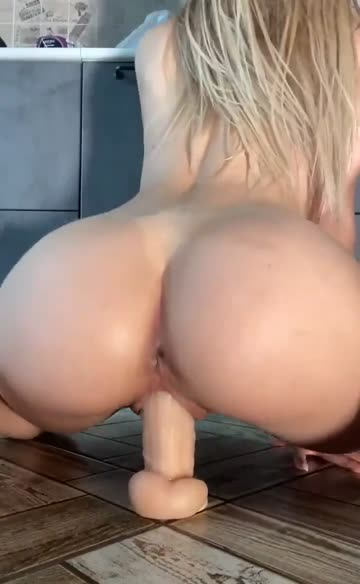 camgirl riding orgasm dildo tight pussy nsfw solo nsfw video