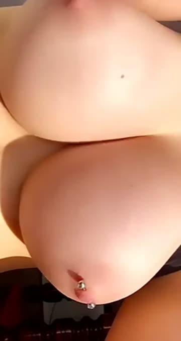 big tits huge tits titty drop hot video
