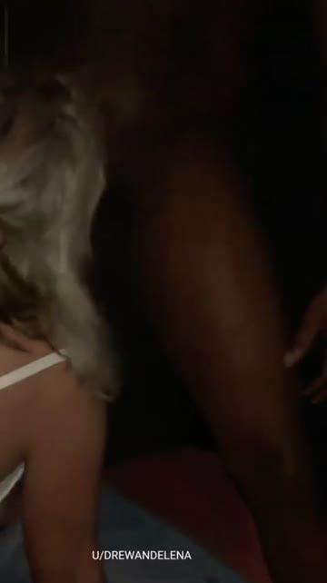 interracial cuckold 69 hotwife hot video