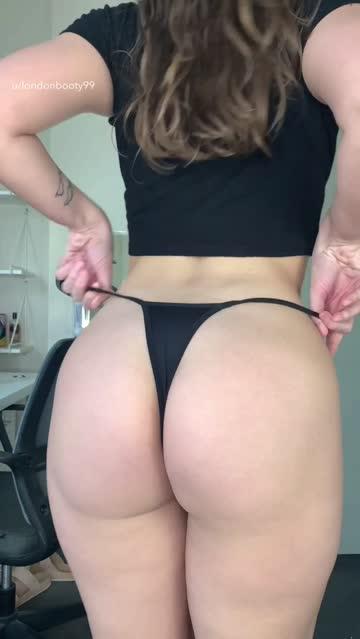 asshole jean shorts panty peel hot video