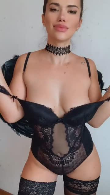 big tits titty drop natural tits hot video