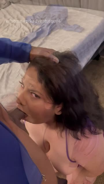 cuckold sloppy wife face fuck amateur hot video