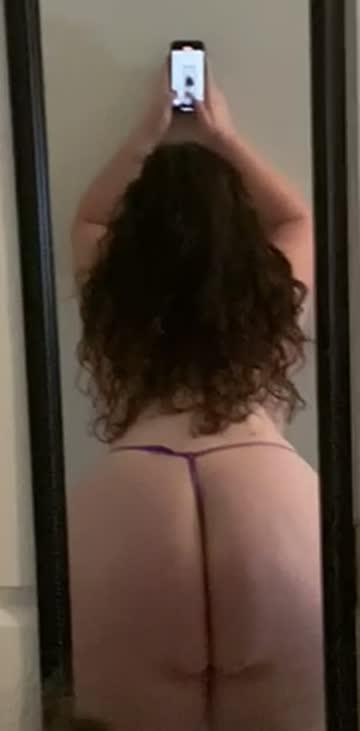 booty thong jiggling xxx video