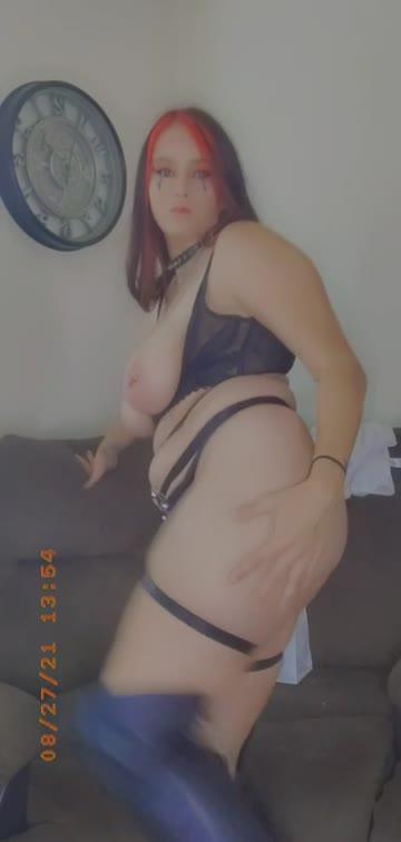 huge tits goth porn video