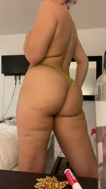 booty tattoo thong porn video