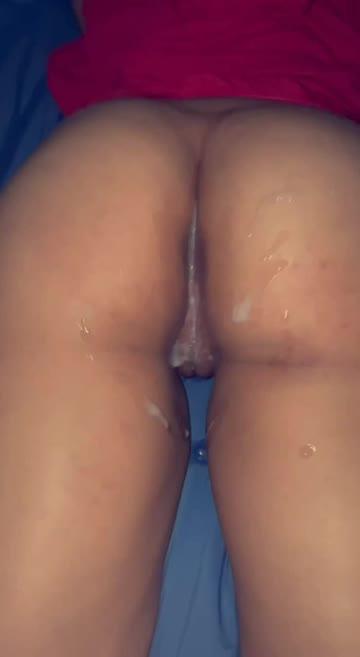 big ass cum bed sex free porn video