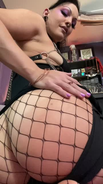 goth sheer clothes shorts clothed booty ass hot video
